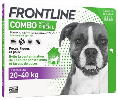 frontline combo large