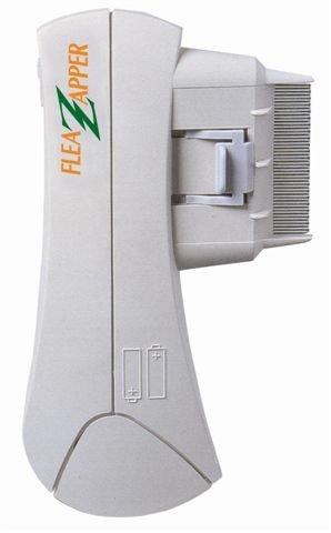 peigne anti puce électrique